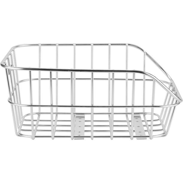 Basil Cento Alu Basket silver