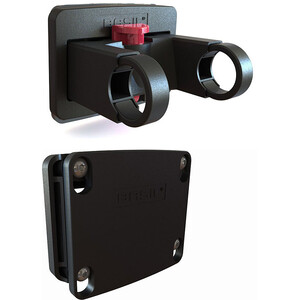 Basil KF Adapter-Platte für Klickfix-Systeme anthrazit anthrazit