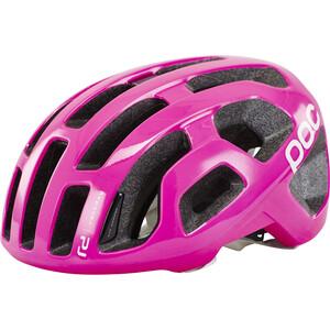 POC Octal Helm fluorescent pink fluorescent pink