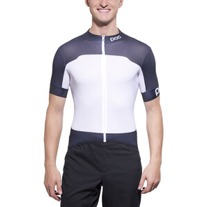 POC Raceday Climber Trikot Herren nickel blue/hydrogen white nickel blue/hydrogen white