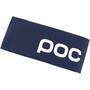 POC AVIP Road Stirnband Stretch nickel blue