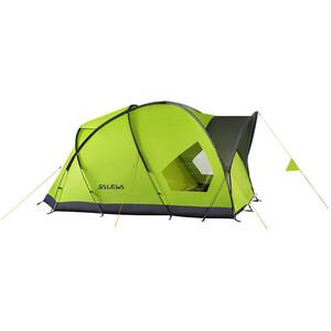SALEWA Alpine Hut III Zelt grün grün
