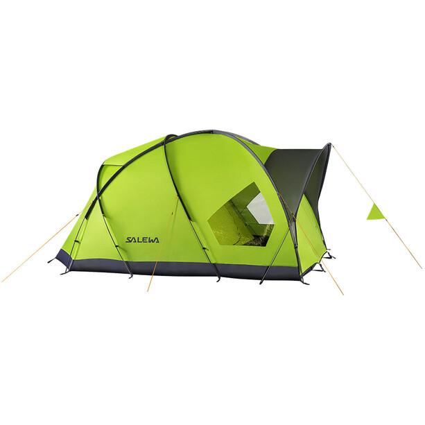 SALEWA Alpine Hut III Zelt grün