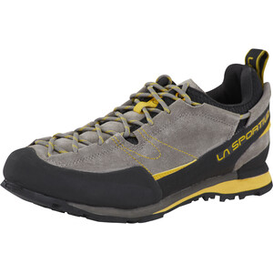 La Sportiva Boulder X Schuhe Herren grey/yellow grey/yellow