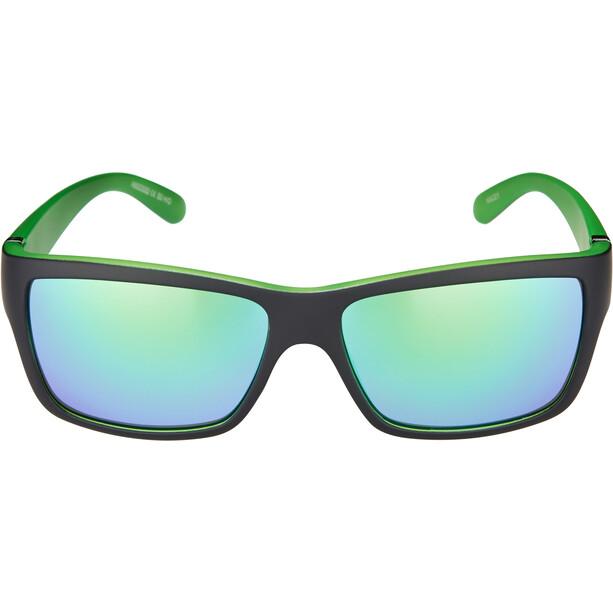 Alpina Kacey Lunettes, black matt-green