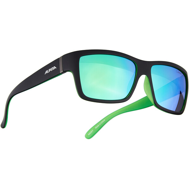 Alpina Kacey Brille schwarz/grün