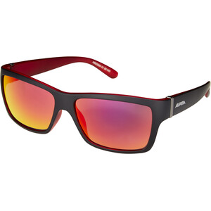 Alpina Kacey Brille black matt-red black matt-red