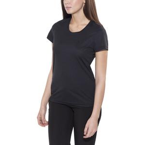 Maier Sports Waltraud T-Shirt Damen black black
