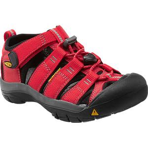 Keen Newport H2 Sandalen Kinder rot/schwarz rot/schwarz