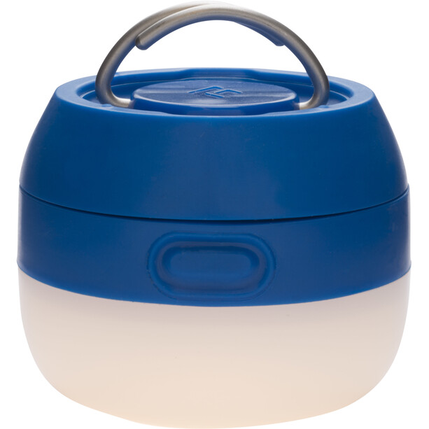 Black Diamond Moji Lampe process blue