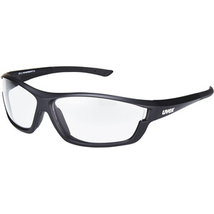 UVEX sportstyle 611 VL LTD Brille black mat/smoke black mat/smoke