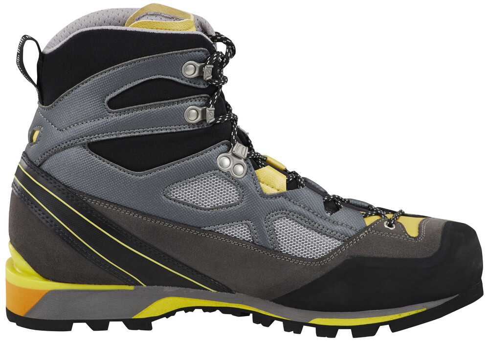 scarpa rebel lite gtx shoes men gray lemon. Black Bedroom Furniture Sets. Home Design Ideas