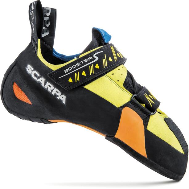 Scarpa Booster S Kletterschuhe yellow