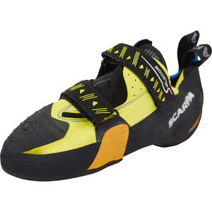Scarpa Booster S Kletterschuhe yellow yellow
