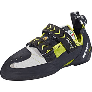 Scarpa Vapor V Chaussures d'escalade Homme, lime fluo lime fluo
