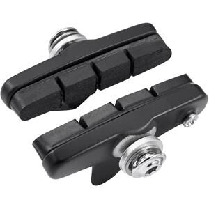 Shimano R55C4 Cartridge Bremsschuhe für Shimano 105 schwarz schwarz