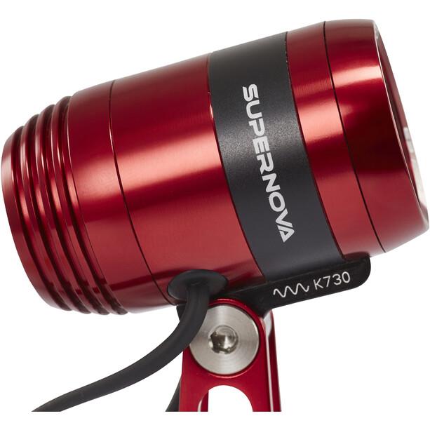 Supernova E3 Pro 2 Front Lighting red
