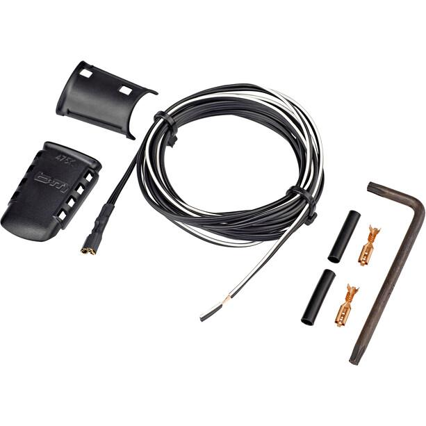 Busch + Müller IQ Cyo Premium T Scheinwerfer Sensor+Stand+Taglicht schwarz