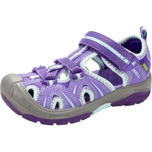Merrell Hydro Hiker Sandaalit Lapset, purple/blue purple/blue