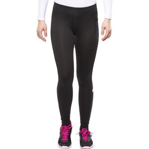 GORE RUNNING WEAR AIR Tights Damen black/silver black/silver