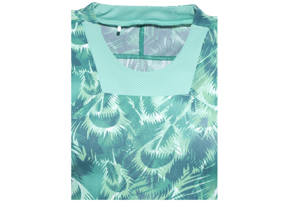 Gore running wear air print t shirt course pied femme for T shirt printing fairlane mall