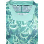 GORE RUNNING WEAR AIR PRINT Shirt Damen turquoise