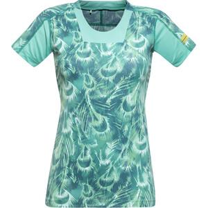 GORE RUNNING WEAR AIR PRINT Shirt Damen türkis türkis