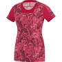 GORE RUNNING WEAR AIR PRINT Shirt Dame jazzy pink