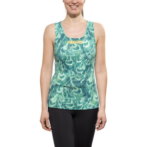 GORE RUNNING WEAR AIR PRINT Singlet Dam turquoise turquoise