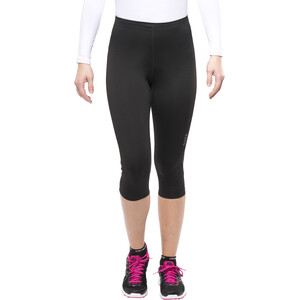 GORE RUNNING WEAR ESSENTIAL 3/4 Tights Damen black black