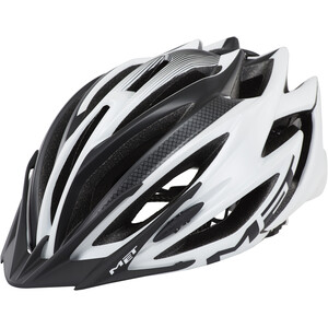 MET Veleno Helm matt white/black matt white/black