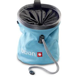 Ocun Push + Belt Chalk Bag blue blue