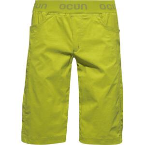Ocun Mánia Spodnie krótkie Mężczyźni, zielony zielony