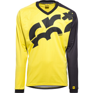 Mavic CrossMax Trikot LS Herren yellow mavic/black yellow mavic/black