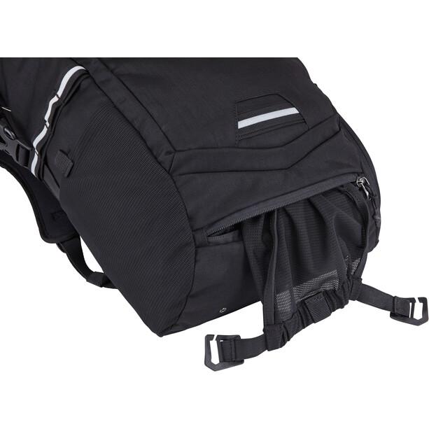Thule Pack'n Pedal Commuter Rucksack schwarz