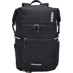 Thule Pack'n Pedal Commuter Rucksack schwarz schwarz
