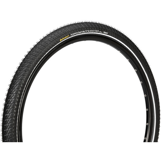 "Continental Top Contact Winter II Premium Folding Tyre 26"" Reflex"