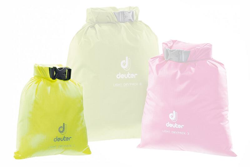 Deuter Light Drypack 1 neon  2019 Taschenorganizer