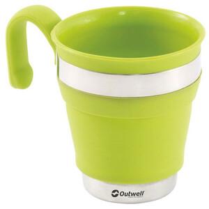 Outwell Collaps Becher grün/weiß grün/weiß