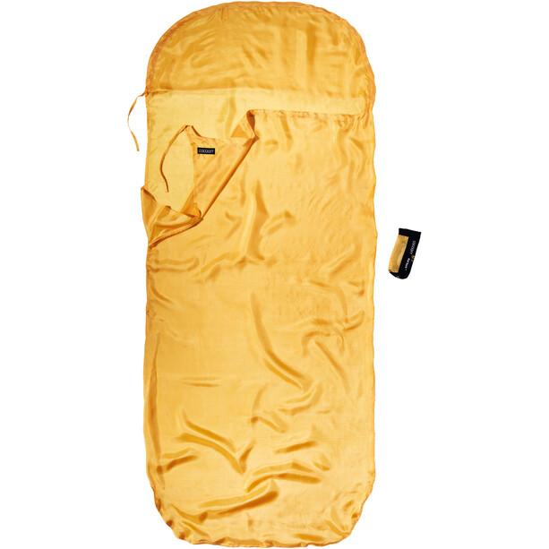 Cocoon KidSack Inlet Silk Kinder gelb