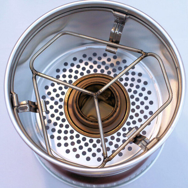 Trangia Kochereinsatz/Espressostern Gestell