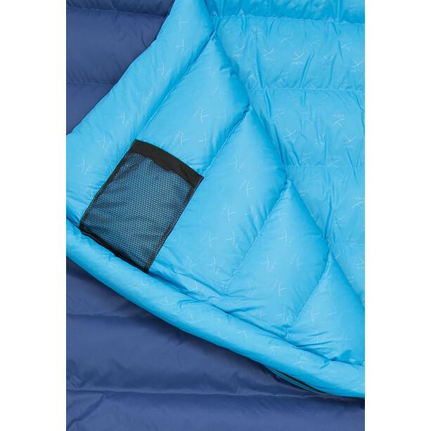 Y by Nordisk Tension Mummy 300 Schlafsack L royal blue/methyl blue