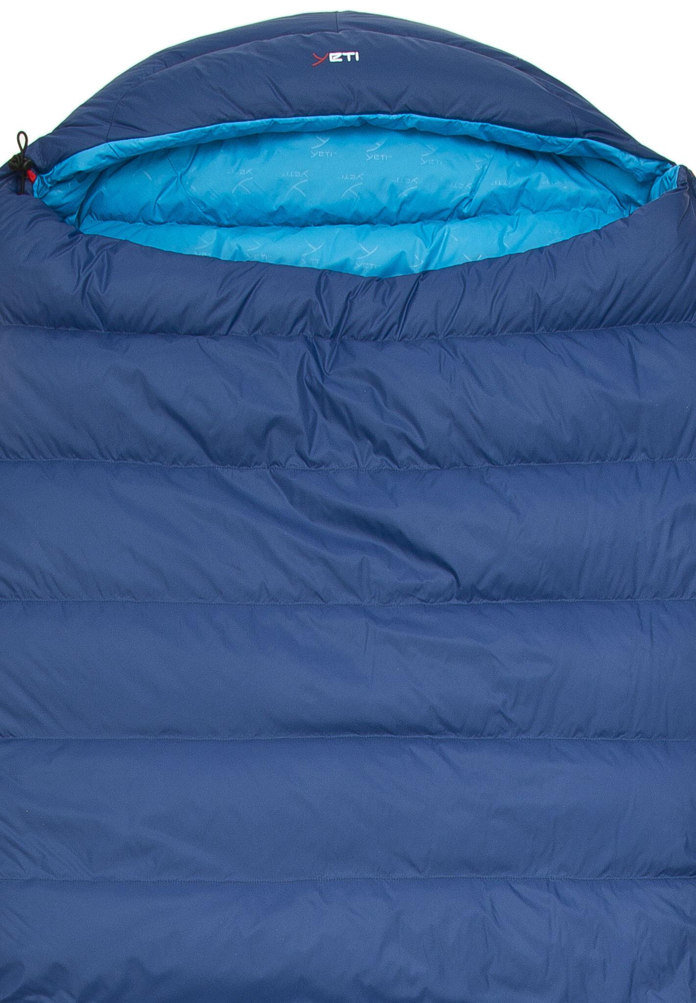 Yeti Tension Mummy 300 Schlafsack XL royal bluemethyl blue