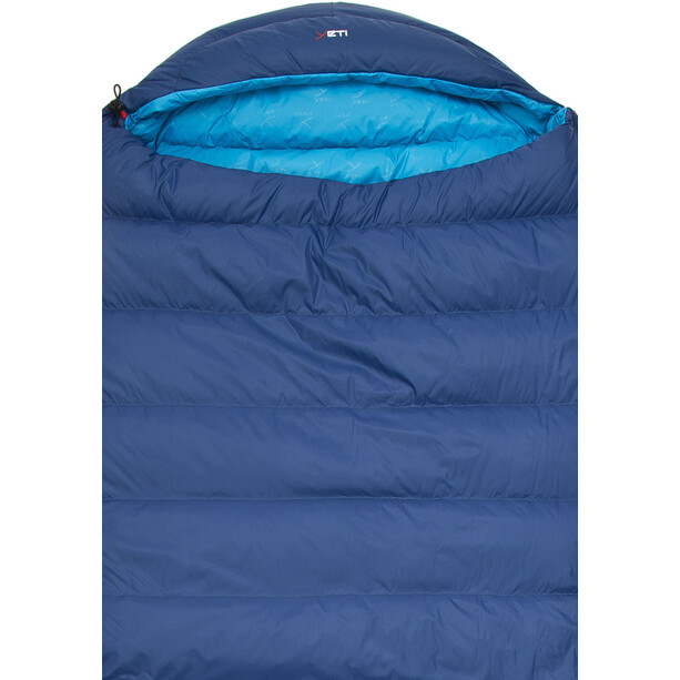 Yeti Tension Mummy 300 Schlafsack XL royal blue/methyl blue