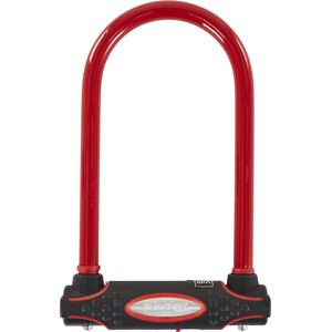 Masterlock 8195 Bügelschloss 13 mm x 210 mm x 110 mm rot rot