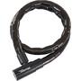 Masterlock PanzR Kabelschloss 22x1200mm schwarz