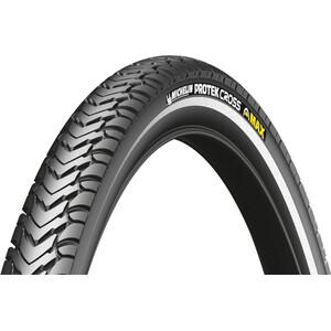 "Michelin Protek Cross Max Fahrradreifen 26"" Draht Reflex"