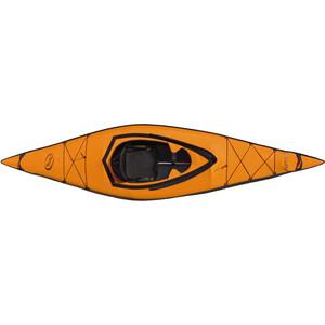 nortik scubi 1 Kayak Set Completo, naranja/negro naranja/negro