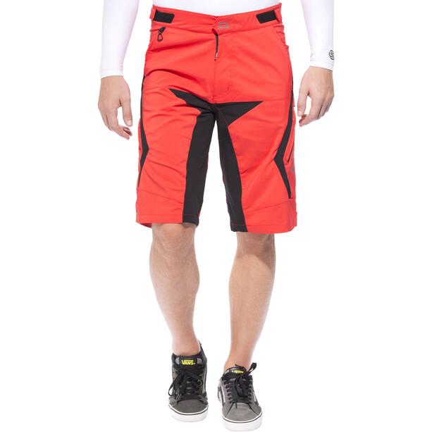 O'Neal Rockstacker Shorts Herren red