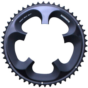 Shimano Ultegra FC-6750 Chainring 10-speed, gris gris